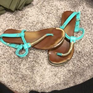 Mossimo Supply Co. Shoes - Mission sandals